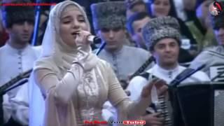getlinkyoutube.com-MasyaAllah Merdu & Cantiknya Gadis Chechnya Berjilbab Tamila Sagaipova - Wajib Tonton ما شاء الله