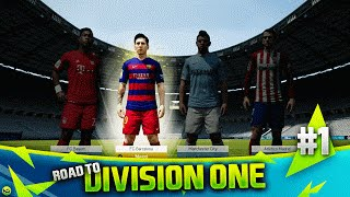 getlinkyoutube.com-FIFA 16 (Ultimate Team)   Road To Division One   #1   The Journey Begins!