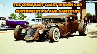 getlinkyoutube.com-THE CREW EAST COAST HIDDEN CAR CUSTOMIZATION AND GAMEPLAY PS4