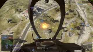 getlinkyoutube.com-BF4 Assault Jet Rampage 24- 1 - JDAM BOMB
