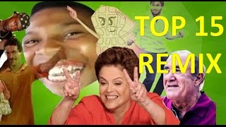 getlinkyoutube.com-TOP 15 Remixes da Zueira/Memes/Vines [BR] - com LINKs