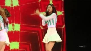 getlinkyoutube.com-[150725] 트랜디(Tren-D)  나율 - 정(情) (롯데월드 가든스테이지, WBS FM 공개방송) By 애니닷