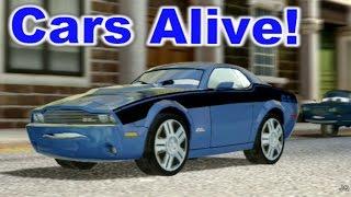 getlinkyoutube.com-Cars 2: The video Game - Rod Torque Redline - Hyde Tour
