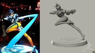 getlinkyoutube.com-Official ZBrush Summit 2016 Presentation - Blizzard Entertainment