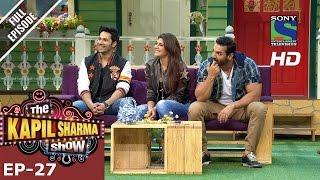 getlinkyoutube.com-The Kapil Sharma Show - दी कपिल शर्मा शो–Episode 27-Team Dishoom in Kapil's Mohalla–23rd July 2016