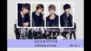 getlinkyoutube.com-SEVENTEEN - 너 때문에 (Because of You) Acoustic version [Han/Eng/Member-coded]