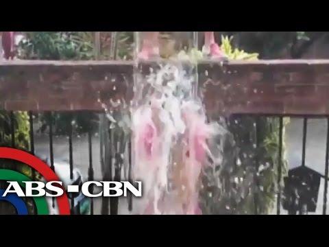 Ice bucket challenge: Pinoy version