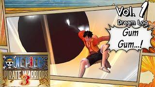 getlinkyoutube.com-นรกเลเวล 100  - One Piece Pirate Warriors 3 [P.1] : Paramount War Lv.100