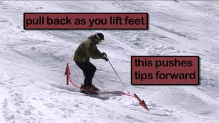 Warren Smith Ski Academy - Moguls - Pulling Back