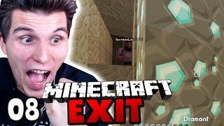 getlinkyoutube.com-DER DIAMANTEN-REGEN! ✪ Minecraft EXIT #08 | Paluten [Deutsch]