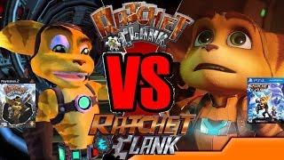 getlinkyoutube.com-WHICH IS BETTER?! - Ratchet & Clank PS2 (Original) VS Ratchet & Clank PS4 (Reboot) GAMEBATTLES!