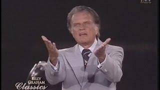 getlinkyoutube.com-Billy Graham - The cost of not following Jesus - San Diego CA