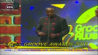 getlinkyoutube.com-Some of the most inspiring speeches at Groove Awards 2015
