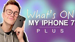 getlinkyoutube.com-What's On My iPhone 7 PLUS | Sundy Jules