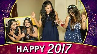 getlinkyoutube.com-Niti Taylor & Chandni's FUN Interview | NEW YEAR CELEBRATION | Exclusive