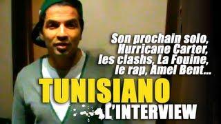 Tunisiano parle du clash avec La Fouine