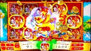 getlinkyoutube.com-++NEW Descendants of the Dragon slot machine, Live Play & Bonus