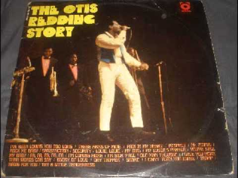 Otis Redding -The otis Redding Story vol 2 face1