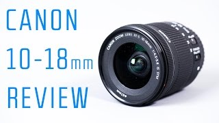 getlinkyoutube.com-Canon 10-18mm Lens Review - Budget Wide Angle Photography