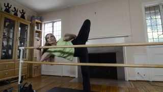 getlinkyoutube.com-Increase your flexibility for Perfect Kicks