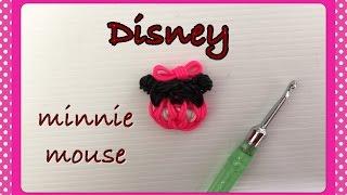 getlinkyoutube.com-FUN FUN  LOOM    Minnie Mouse  ファンルーム ミニー ミニチャーム