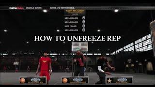 getlinkyoutube.com-NBA 2K16 HOW TO FIX YOUR REP BAR!