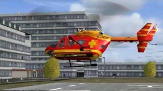 getlinkyoutube.com-Medicopter 117 - D-HECE - BK 117 B2 Rescue Mission FS
