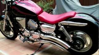 getlinkyoutube.com-HONDA MAGNA VF 750 CUSTUM MADE ONE IN THE WORLD... LOLA