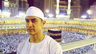 getlinkyoutube.com-Aamir khan Hajj with mother
