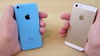 getlinkyoutube.com-iPhone 5s vs iPhone 5c - Full Comparison