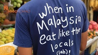 How to find the best Malaysian food in Kuala Lumpur?
