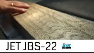 getlinkyoutube.com-JET JBS-22 Kartáčovací bruska HD1080p cz