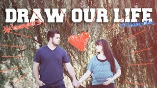 getlinkyoutube.com-DRAW OUR RELATIONSHIP - Missy and Bryan Lanning - The Bumps Along the Way & dailyBUMPS
