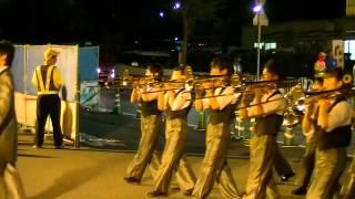 天理高等学校第二部バトントワリング部・吹奏楽部 7月28日 立教176年こどもおぢばがえり おやさとパレード