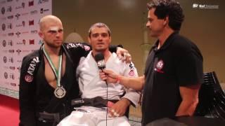 Sul tatame presente no UAEJJF Florianópolis International Pro Jiu Jitsu Championship