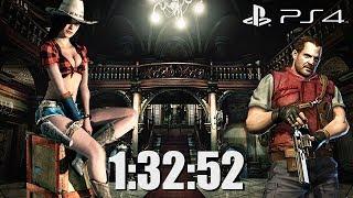 getlinkyoutube.com-Resident Evil Revelations 2 Speed Run 1:32:52 PS4 60fps