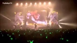 getlinkyoutube.com-B.A.P - Crash (Live Rock version) @ B.A.P 1st Japan Tour  WARRIOR Begins