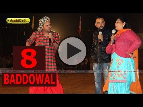 Baddowal (Ludhiana) Kabaddi Tournament 25 Jan 2015 Part 8 by Kabaddi365.com