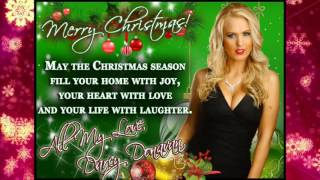 Darcy Donavan Wishes You a Very Merry Christmas!