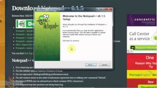 [TUT] How to Download and Install Notepad++ (PHP, HTML, JAVA, Javascript, XML)