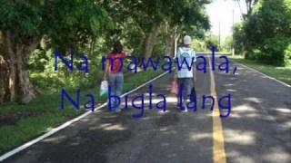 Biglaan - 6cyclemind w/ lyrics ( theme song of Bantatay )