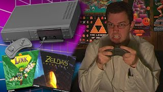getlinkyoutube.com-CD-I (Part 3) Faces of Evil / Zelda's Adventure - Angry Video Game Nerd - Episode 61