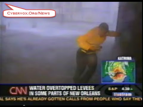 ARCHIVES: Hurricane Katrina 2005 News Media Coverage (105 Min.)