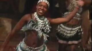 Africa, tribal dances