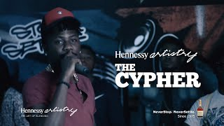 getlinkyoutube.com-Hennessy Cypher 2016 - YCEE x VEMOR x PHLOW x MAXIMUM x FATBOI