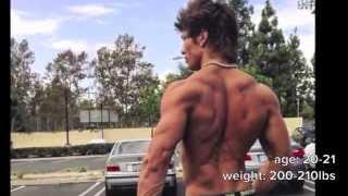 Jon Skywalker's 3 year body transformation - The Aesthetic Dream