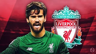 ALISSON-Welcome-to-Liverpool-Crazy-Saves-Reflexes-2018-HD width=