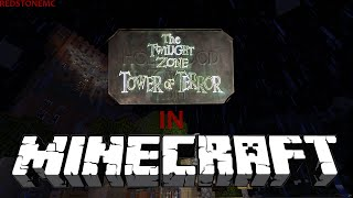 getlinkyoutube.com-Minecraft - The Hollywood Tower of Terror