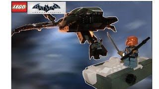 getlinkyoutube.com-My lego cuusoo batman arkham origins project
