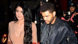 getlinkyoutube.com-Kylie Jenner Parties with The Weeknd- Betrays Bella Hadid?